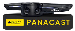 Testez et achetez la caméra Jabra Panacast