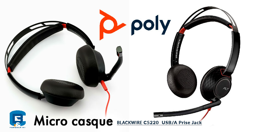 Casque Poly C5220 by B&C