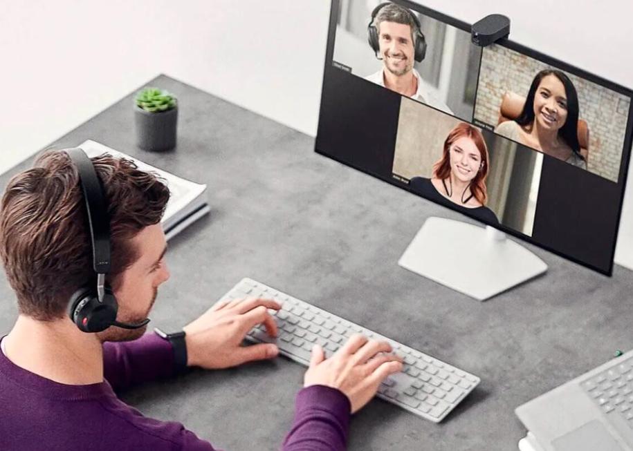 Conçue pour organiser des visioconférences personnelles basées sur l'IA