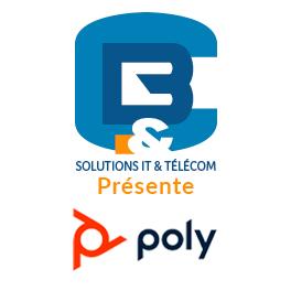 logo poly by B&C