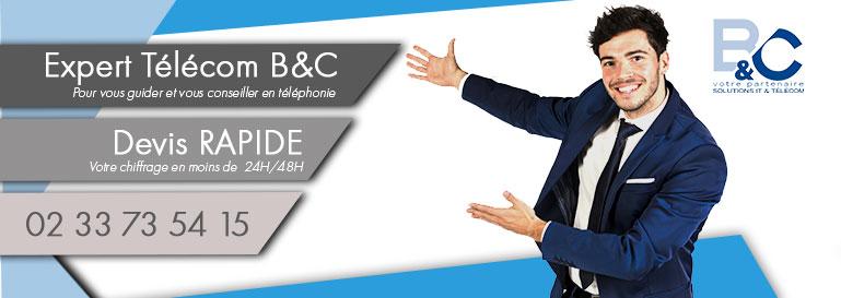 Des experts en téléphonie à votre service