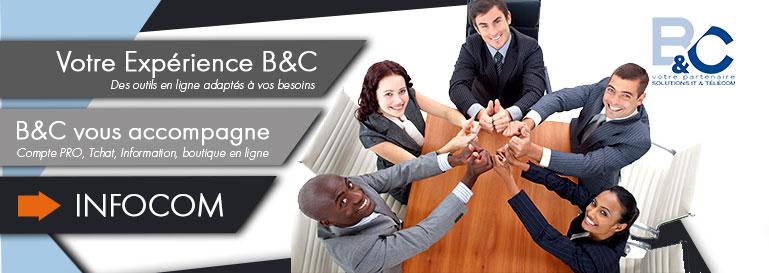 B&C met à votre disposition de nombreux outils d'aides et de conseils avant vos achats