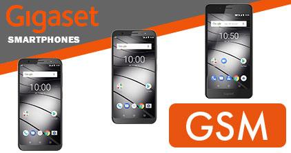 GSM Smartphones Gigaset