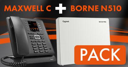 Maxwell C + Borne N510