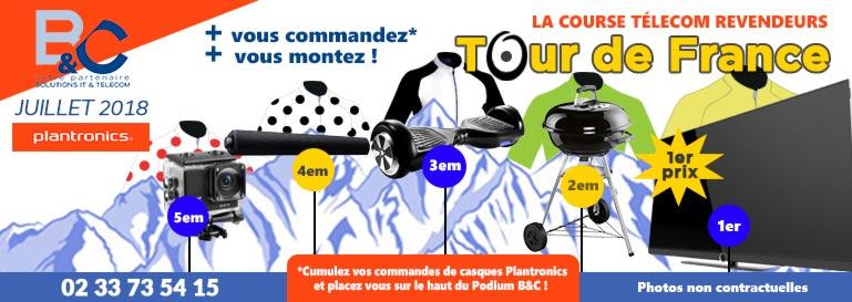 Offre complète Tour de France - Bureautique & Communication