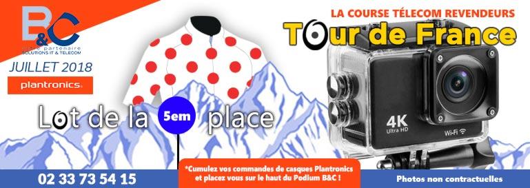 5eme lot du Tour de France - Bureautique & Communication