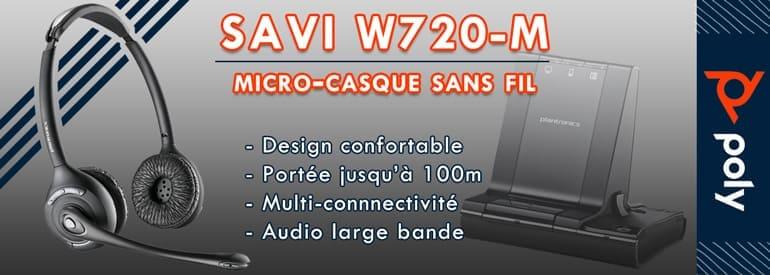Plantronics SAVI W720