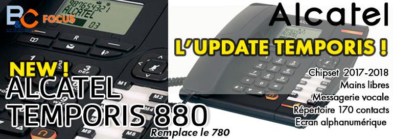 Temporis 880 remplace le 780