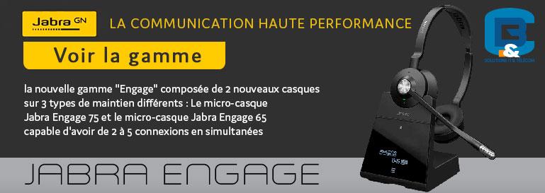 Jabra ENGAGE BY BC