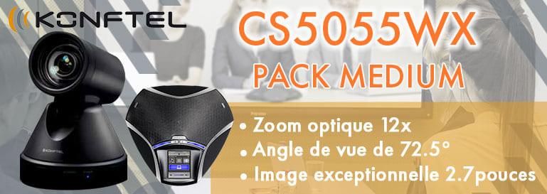 Pack Medium CS5055WX Konftel