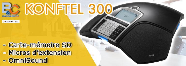 Poste D'audioconférence Konftel 300