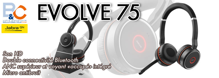 Gamme Evolve 75