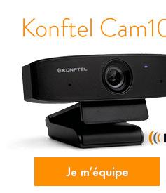 Nouvelle caméra  Konftel Cam10