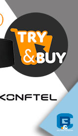 TRY AND BUY  Nouvelle caméra  Konftel Cam10