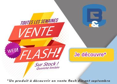 Ventes flash chez BC sur les téléphones et casques professionnels